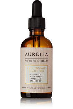 Aurelia Probiotic Skincare|Cell Repair Night Oil, 50ml |NET-A-PORTER.COM