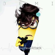 Twitter / TypicalMinions: Never knew Demi Lovato was ...