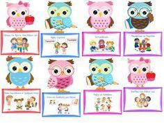 """Cute Owl"" Class rules - New Deko Sites Owl Classroom, Classroom Rules, Classroom Organization, Preschool Education, Kindergarten Crafts, Preschool Crafts, Class Rules, Class Decoration, Work Activities"