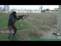 Guerra na Síria - Batalhas de Damasco - 8.01.2017