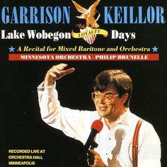 Precision Series Garrison Keillor -