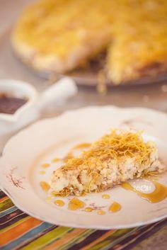Mãe Gourmet!!!: Doce de Aletria