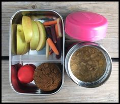 Healthy School Lunch Ideas | We're loving this roundup of school lunches from 100 Days of Real Food! #children #school #healthylunch