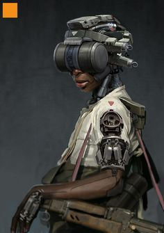 — Child Soldier 2062 by fightPUNCH - Darren Bartley - CGHUB