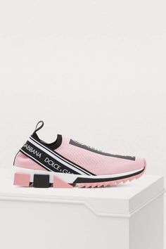 Buy Dolce & Gabbana Logo running sneakers online on Shop the latest trends - Express delivery & free returns Dolce Gabbana Sneakers, Dolce Gabbana Logo, Wide Width Shoes, Wide Shoes, Running Sneakers, Running Shoes, Cool Shoes For Women, Logo Shoes, Mens Fashion Shoes