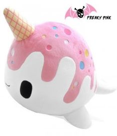 Peluche Nomwhal