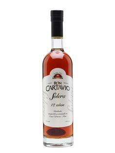Cartavio 1929 Solera 12 Year Old Rum