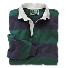 The classic rugby shirt so hot Mens Rugby Shirts, Preppy Style, My Style, T Shirt Yarn, Party Shirts, Couple Shirts, Shirt Outfit, Winter Fashion, Casual Outfits