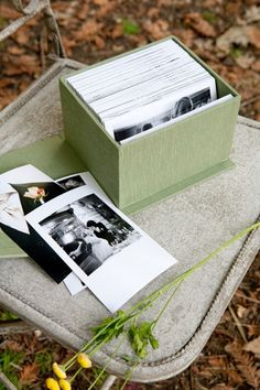 Wedding Photoboxes Pretty and Stylish Handmade by EllyMacTravel, £74.00