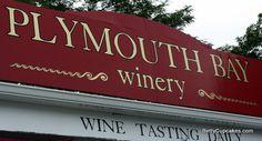 Plymouth Bay Winery | BettyCupcakes.com #plymouth #massachusetts #winery