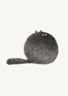 Kitty 3 by kam wei at work via #etsy #cat #print www.iconwallstickers.co.uk