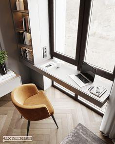CRISS • Дизайн спальни. Спальня. Интерьер спальни. Bedroom • Дизайн и визуализация: PROSVIRIN DESIGN