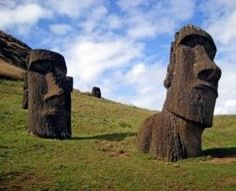 Easter Island is one triangular shaped island located far off the coast of Chile in the south eastern Pacific Ocean. Easter Island is properly...