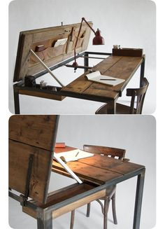 Love this desk.