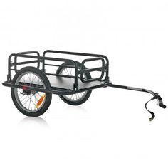 Remorque vélo remorque bagages open - Achat remorque vélo remorque bagages open Rando Velo, Courses, Bike, Vehicles, Garden Cart, Accessories, Wheelchairs, Welding, Street Food