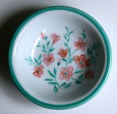Potinho flores - Rosa