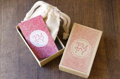 Love the packaging for jewelry shop For Me, For You #packaging