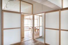 Minimalist Decor - My Minimalist Living House Design, High Ceiling Office Design, Interior Windows, Shop Interiors, House, Home Decor, Modern Villa Design, Minimalist Decor, Minimalist Interior Design