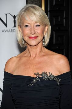 Helen Mirren is just fabulous. I wish I looked as good as she does!