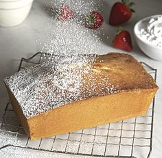 """Classic Pound Cake recipe -- Lena needs to make a """"Colonial Dessert"""" for Colonial Day at school next week. This recipe dates to those times..."""