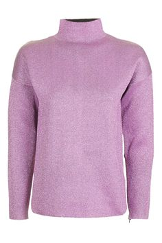 Funnel Neck Jumper by Boutique