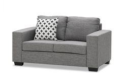 Bonza Fabric 2 Seater Sofa | Super A-Mart
