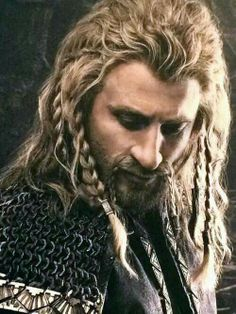 'Fili. I wish the film would give him as much attention as it does to Kili, especially since he is the next in line.' < exactly