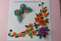 One place for all my Hobbies | Cooking, Quilling, Origami, Clay ...