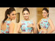 Rakul Preet Photos At Pandaga Chesko Platinum