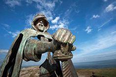 Tintagel Cornwall (legendary birthplace of King Arthur)