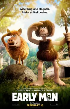Click to View Extra Large Poster Image for Early Man