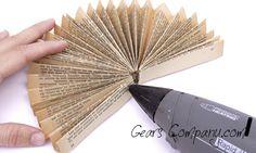 Ideas para hacer con niños. » Piruletas de papel para el día de la madre