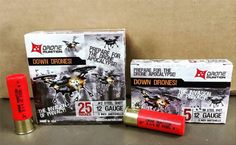 You Can Now Buy Special Ammo Just for Shooting Down Drones
