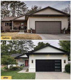 Exterior House Colors, Exterior Design, House Paint Exterior, Modern Exterior, Modern Home Exteriors, Outdoor House Colors, Modern House Colors, Stucco Colors, Exterior Houses