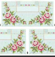 Home Trends 2020 Cross Stitch Borders, Cross Stitch Patterns, Home Trends, Embroidery Stitches, Flowers, Inspiration, Cross Stitch Rose, Cross Stitch Embroidery, Carpet