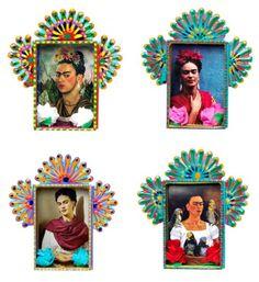 Frida Kahlo by Nichos