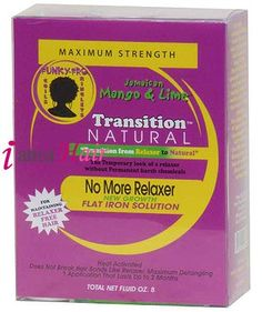New Growth transition from relaxer to natural the temporary look of a relaxer without permanent harsh chemicals for maintaining relaxer free hair. Is designed to help soften, loosen and manage your new growth. It's ideal for those who want to continu Natural Hair Transitioning, Transitioning Hairstyles, Natural Hair Care, Natural Hair Styles, Jamaican Mango And Lime, Black Hair Care, Relaxer, Relaxed Hair, Free Hair
