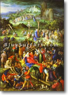 The Great Calvary - £124.99 : Canvas Art, Oil Painting Reproduction, Art Commission, Pop Art, Canvas Painting