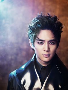 Minho - W Magazine December Issue '12