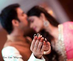 Priyanka & Rahul (Raipur) Real Indian Wedding Photos - Wed me Good Indian Engagement Photos, Indian Wedding Poses, Indian Wedding Couple Photography, Wedding Couple Photos, Engagement Photo Poses, Wedding Pictures, Engagement Rings Couple, Wedding Couples, Wedding Ring Photography