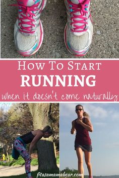Practical Running Tips For Non-Runners - Fit as a Mama Bear - Learn how to run if you're a beginner. Tips and tricks to make running easier - Running Workouts, Running Tips, Running Women, Fun Workouts, At Home Workouts, Trail Running, New Mom Workout, Butt Workout, Workout Tips