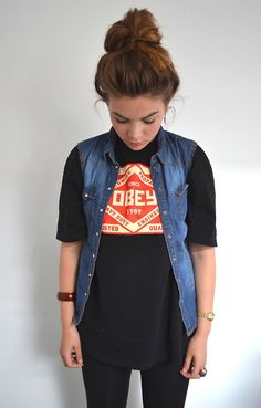 Obey outfit | My swag | Pinterest