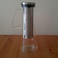 Immersion Cold Brew Coffee Maker - Cold Brew Coffee Pitcher vs. Mason Jar - https://twitter.com/coffeeblogger1/status/830729414400962561