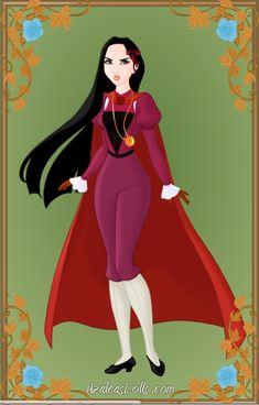 Evil Pocahontas by A1r2i3e4l5 on DeviantArt