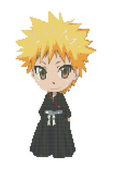 ChibiIchigo - simple version pattern