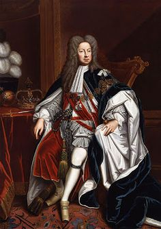 KIng George I of England, Elector of Hanover and husband of Sophia Dorothea.  http://georgianromancewriter.blogspot.co.uk/