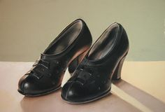 1950s SHOES: Hanneke Benade