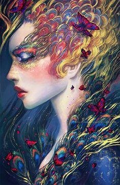 Fantastic Illustrations by Vtas http://www.cruzine.com/2013/11/05/fantastic-illustrations-vtas/: