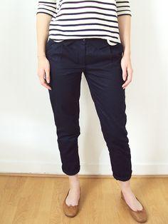 Nouveau  pantalon !!