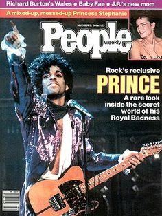 photo | 1980, Musical Hitmakers, Prince Cover, Rock Stars, Prince, Princess Stephanie